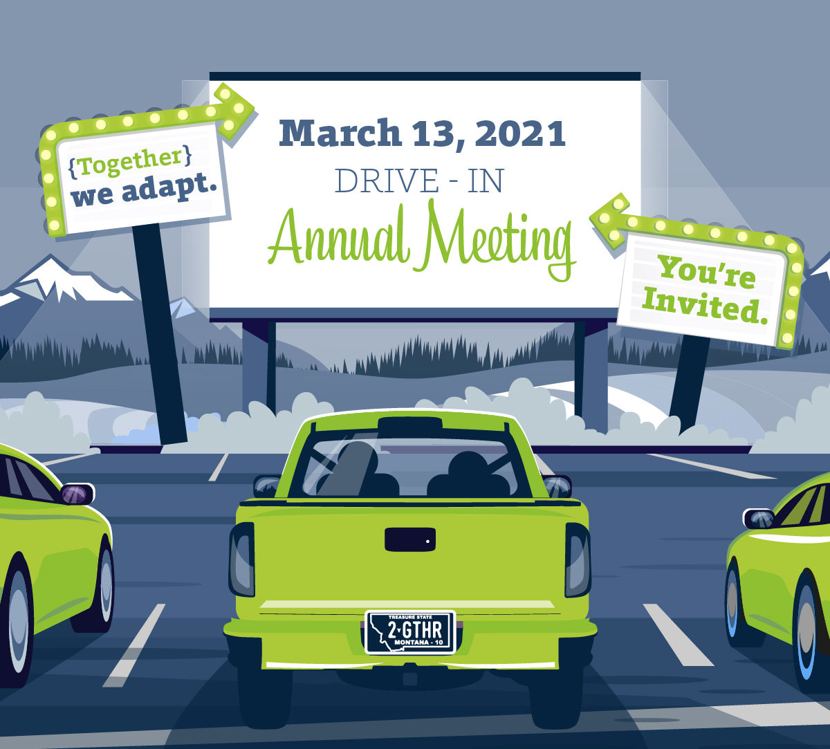 2021 Drive In Annual Meeting