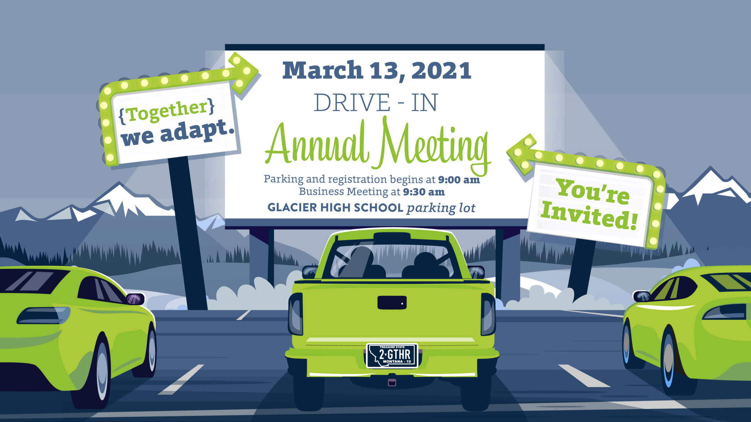 2021 Drive-In Annual Meeting
