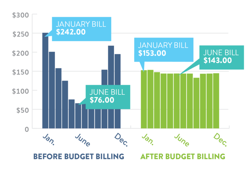 Budget Billing Example