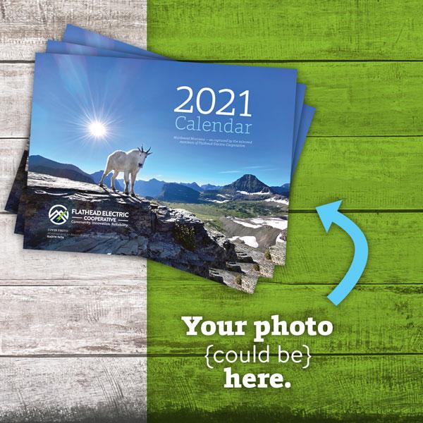 Member Photo Calendar