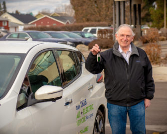 Electric Vehicle Experience