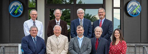 FEC Board of Trustees 2021