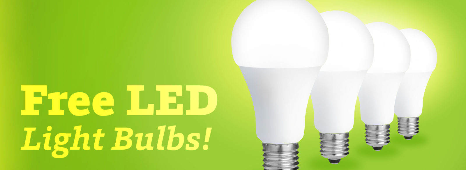 Free LED Light Bulbs