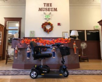 RFS Grant for Museum at Central School
