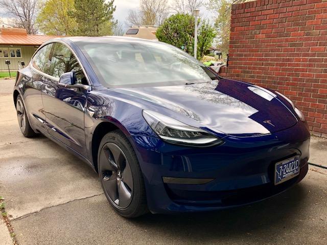 Tesla Trek - shiny