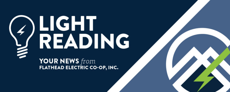 Light Reading - your news from Flathead Electric Co-op Inc.
