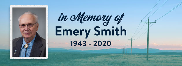 In Memory of Emery Smith