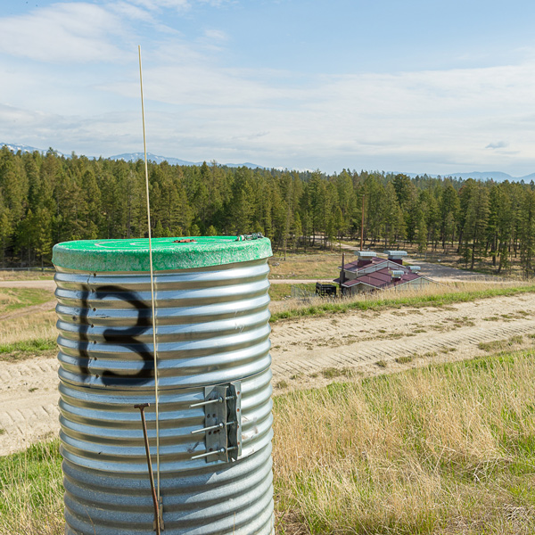 Methane Collection System