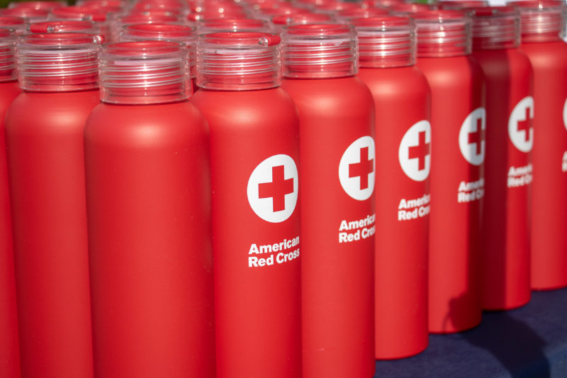 Red Cross - Pulse Project