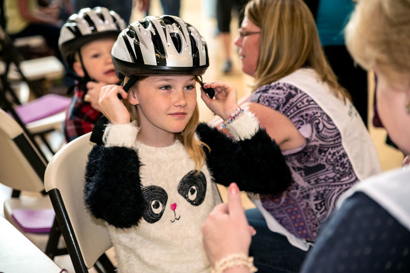 Roundup for Safety Bike Helmets