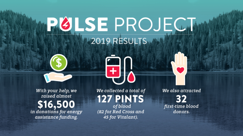 Pulse Project 2019 Results