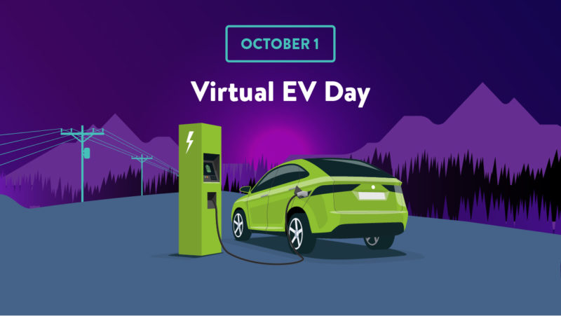 October 1 Virtual EV Day