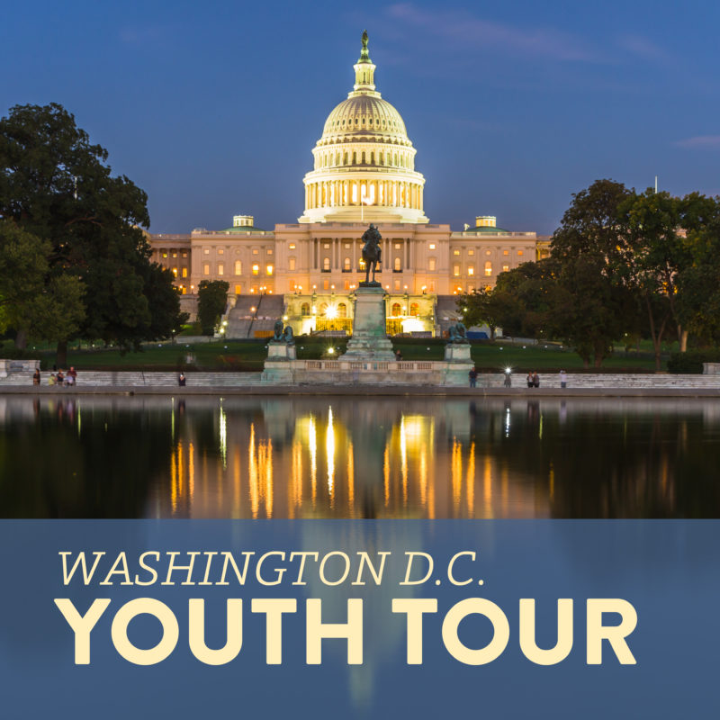 Washington D.C. Youth Tour